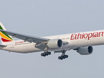 Ethiopian to Receive First Boeing 737-800 Freighter Tomorrow