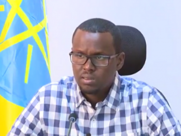Mayor of Dire Dawa, Ibrahim Osman Resigns