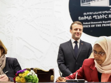 Ethiopia, France Signed Military Cooperations
