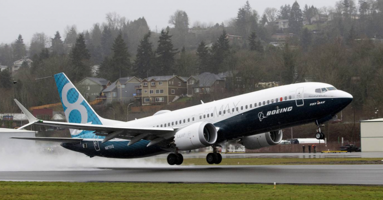 Finally FAA Grounds Boeing 737 MAX Jets
