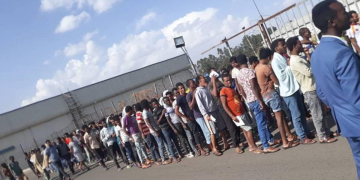 450 Ethiopian Nationals from Repatriated Saudi Arabia