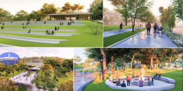 City's River and Riversides Project Started