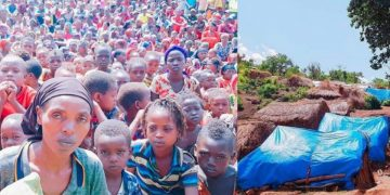 Around 37,000 Internally Displaced Persons in Basketo Special Woreda Seek Immediate Help, the UN