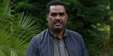 Oromia Region Removed B/G Kemal Gelhcu as the Region's Chief of Security.