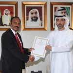 Ambassador Suleiman Dedefo Presented Copy of Credentials