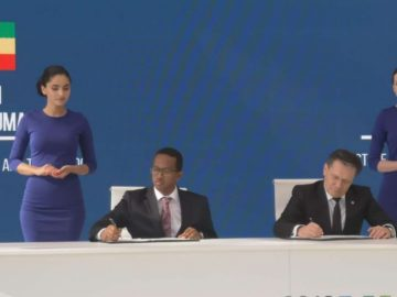 Ethiopia to Signs Nuclear Deal with Russia