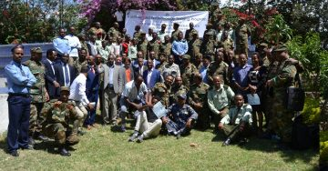 U.S. Supports 110 Health Professionals in Completing Field Epidemiology Training