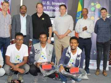 U.S. Embassy Hosts Fifth Ethiopia Hacks: River Basin Restoration