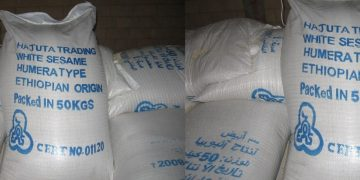 Over USD 71 mln is Earned From White Humera Sesame Export