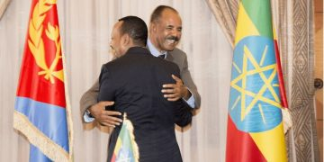 Abiy Ahmed Congratulates Eritreans on Independence Day