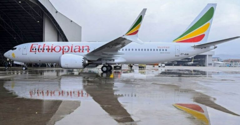 Ethiopian signs $500 million partnership agreement with Collins Aerospace