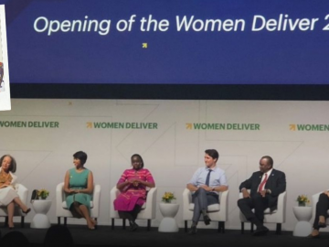 Women Deliver Opens in Vancouver, Canada with Ethiopia's President in Attendance