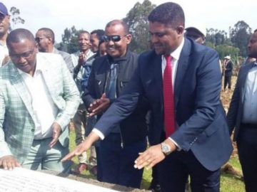 1.2 B Birr Road Project Launched in Oromia