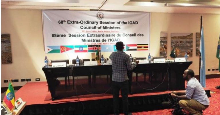 IGAD Council Of Ministers Meets In Addis Ababa Today