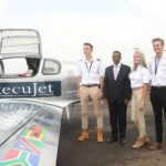 South African Teens Arrived in Addis Ababa Flying With Homemade Plane