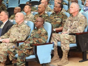 Remarks by Michael Raynor, U.S. Ambassador to Ethiopia Justified Accord 19 Opening Ceremony