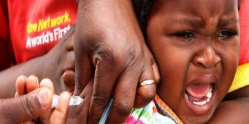 More than 870,000 children in Ethiopia miss out on life-saving measles, diphtheria and tetanus vaccines in 2018