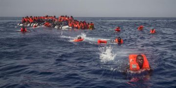 About 150 Migrants Believed Drowned in the Mediterranean