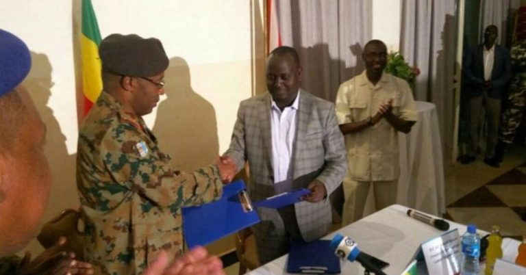 Benishangul, Blue Nile State Sign Joint Dev't Cooperation Plan