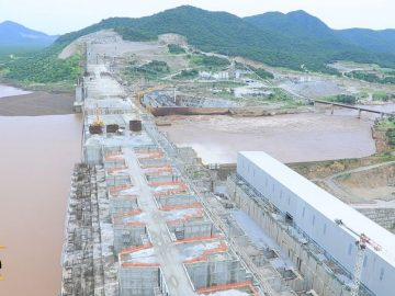Office Says Construction of GERD Reached 68 Percent