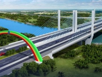A look at Ethiopia's longest bridge which is being built by China