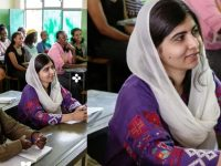 Malala Yesuf in Addis Ababa