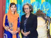 Malala Yousafzai Wants to Support Girl Education in Ethiopia