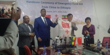China Provides Emergency Food Assistance to Ethiopia