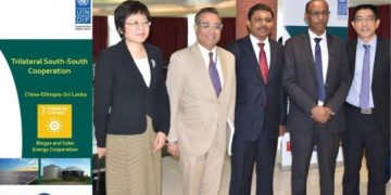 Ethiopia-China-Sri Lanka Collaborate on Renewable Energy Project