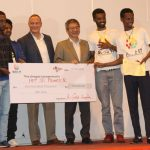 U.S. Embassy, JICA, and iCog Labs Celebrate Youth Winners of SolveIT! 2019