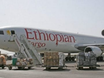Ethiopian Launches Cargo Flights to Bangkok & Hanoi