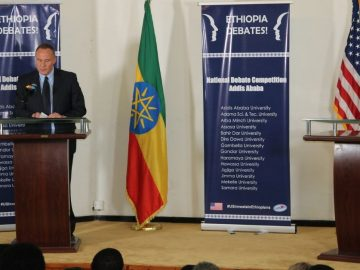 U.S. Embassy Celebrates Successful Conclusion of Ethiopia Debates! Competition