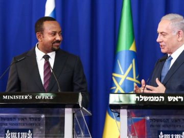 Netanyahu Seeks Security Cooperation with Ethiopia