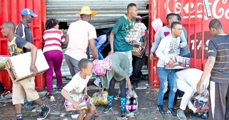 Ministry Condemns Xenophobic Attacks in South Africa
