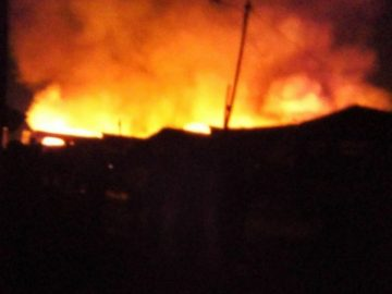 Akaki Market in Addis Ababa Gutted by Overnight Fire