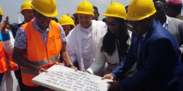 Abay Bridge Construction Officially Commenced