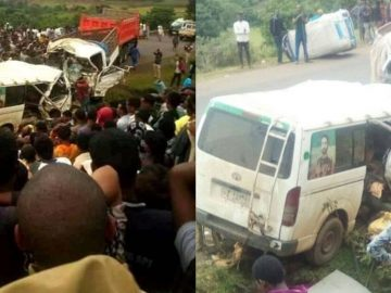 Fatal Car Accident Claims 23 Lives in Dembecha