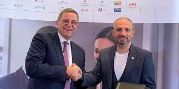 InterContinental Hotels Group signs agreement with Aleph Hospitality to expand presence across Africa