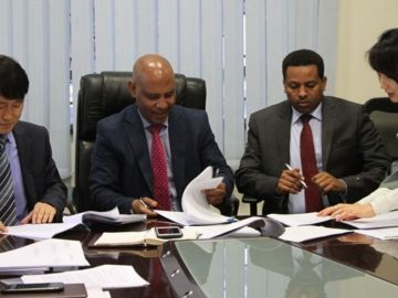 Ethiopia, Korea Eximbank Sign $63m Loan Agreement For BRT