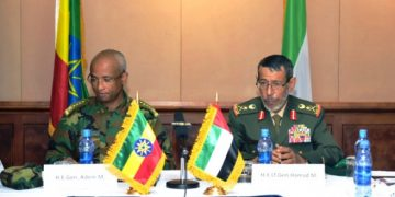 Ethiopia, UAE Advance Military Cooperation