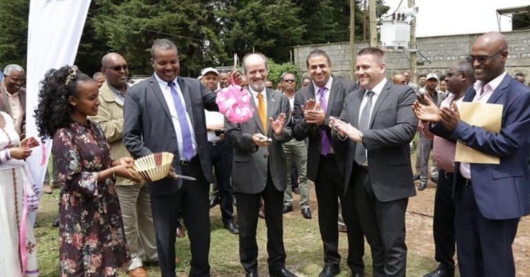 Ethiopia Electric Utility Launches Mobile Radio Communication