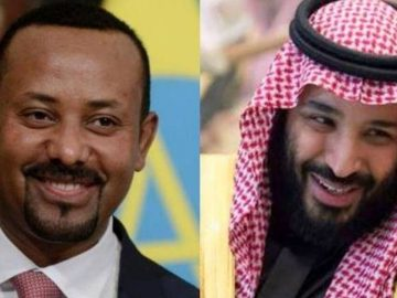 PM Abiy Holds Phone Talks With Saudi Crown Prince