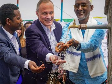 United States Unveils New State-of-the-Art Water System in Afar