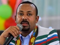 Ethiopian PM emerging as early Nobel Peace Prize favorite