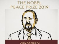 Prime Minister Abiy Ahmed Awarded Nobel Peace Prize