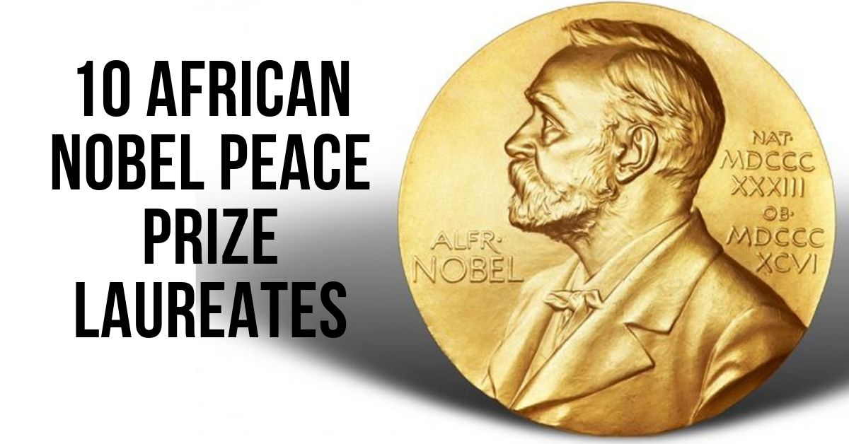 Abiy Ahmed Joins These African Nobel Peace Prize Laureates