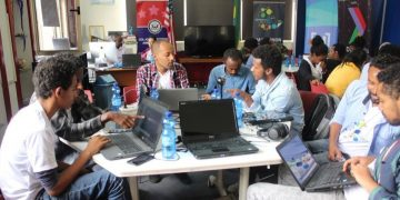 "Hackathon Workshop on ""Election"" Challenge in Ethiopia"
