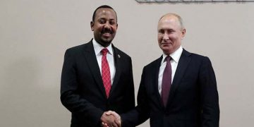 Ethiopia, Russia ink Agreement on Nuclear Energy Cooperation