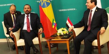 Ethiopia, Egypt Leaders Meet In Russia