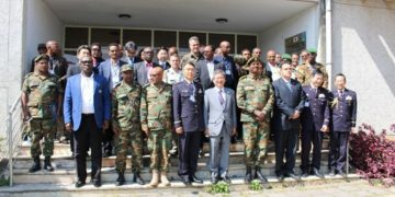 International Peacekeeping Support Training Forum Opens In Addis Ababa